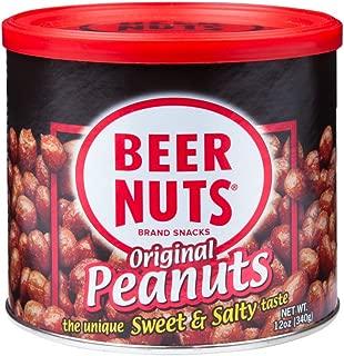 BEER NUTS Cans (Original Peanuts)