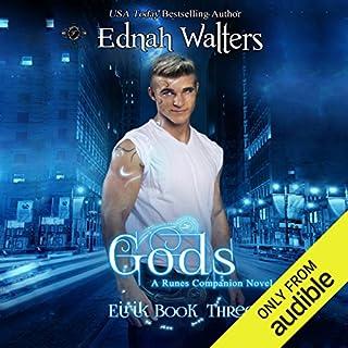 Gods audiobook cover art