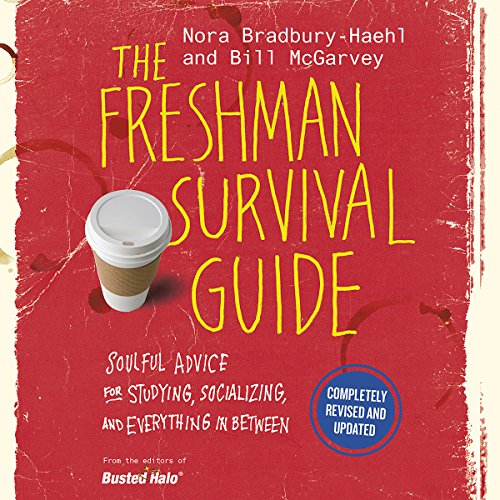 The Freshman Survival Guide audiobook cover art