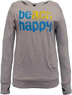 beach happy sweatshirt