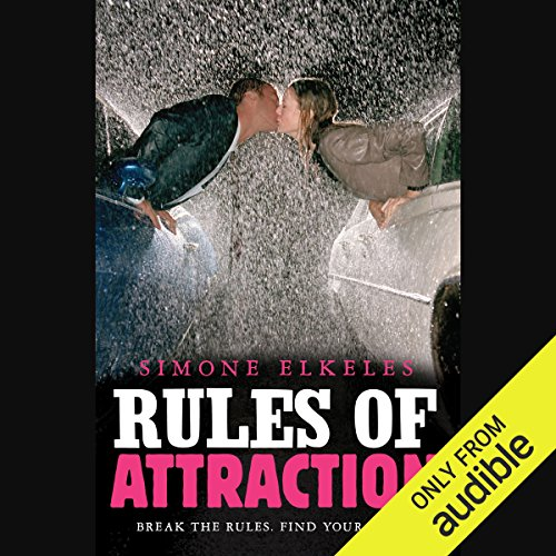Rules of Attraction     A Perfect Chemistry Novel              By:                                                                                                                                 Simone Elkeles                               Narrated by:                                                                                                                                 Roxanne Hernandez,                                                                                        Blas Kisic                      Length: 8 hrs and 16 mins     178 ratings     Overall 4.5