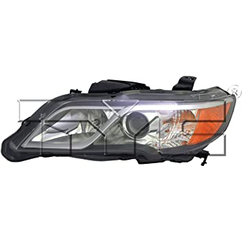 1 Pack ACURA RDX TYC 20-9324-01-1 Replacement left Head Lamp