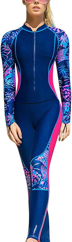 Swimming Snorkeling Surf Beachwear Romper Wetsuit UV Sun Predect Swimwear Zhhmeiruian