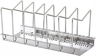 Ajustable Artículos del Hogar Cocina y despensa,Homeself armario rack Organizador, tapa de olla Rack