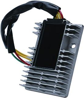 Domilay Rectificador Regulador de Motocicleta para KYMCO Downtown 125200300 People 125200250300 Quannon150 Dink 200 Voltaje Rectificador Regulador