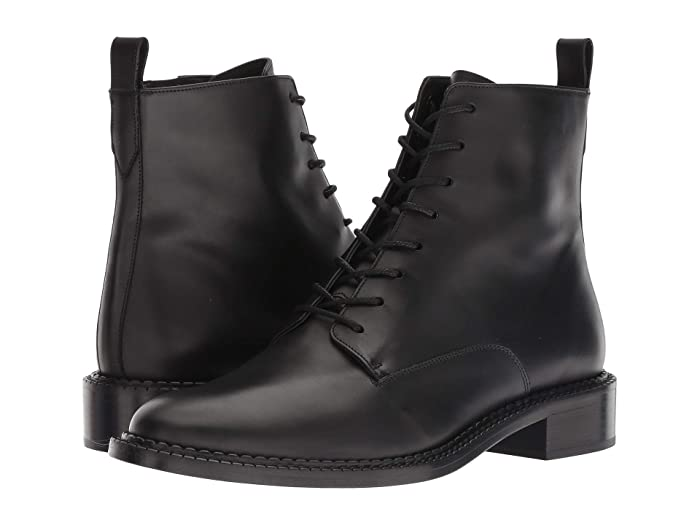 Edwardian Shoes & Boots | Titanic Shoes Vince Cabria Black Matte Calf Womens Shoes $395.00 AT vintagedancer.com