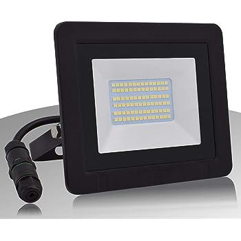 20W LED Fluter Flutlicht Boutique Strahler Garten Lampe Scheinwerfer IP65 Weiß