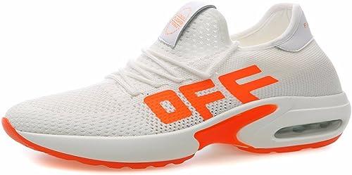 HBDLH Chaussures pour Femmes Femmes Les Femmes sont De Plus en Plus à L'Intérieur des Chaussures Les Chaussures D'été Au Printemps Les Loisirs Sportifs Fond épais Et des Chaussures.