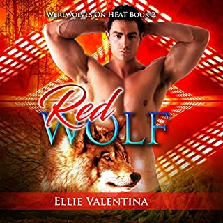 The Red Wolf cover art