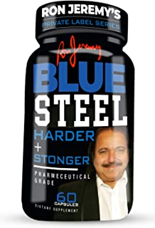 Ron Jeremy's Blue Steel Men's Formula Private Label Series