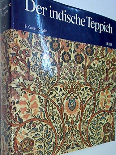 Der indische Teppich. 3871208787 9783871208782