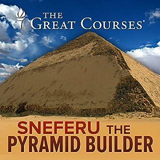 Sneferu, The Pyramid Builder cover art