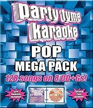 Party Tyme Pop Mega Pack 128-Song Mega Pack