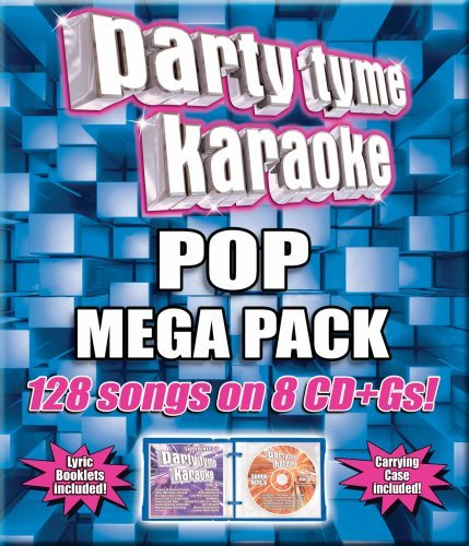 Party Tyme Karaoke: Pop Mega Pack [Importado]