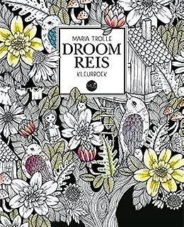 Droomreis kleurboek (Dutch Edition)