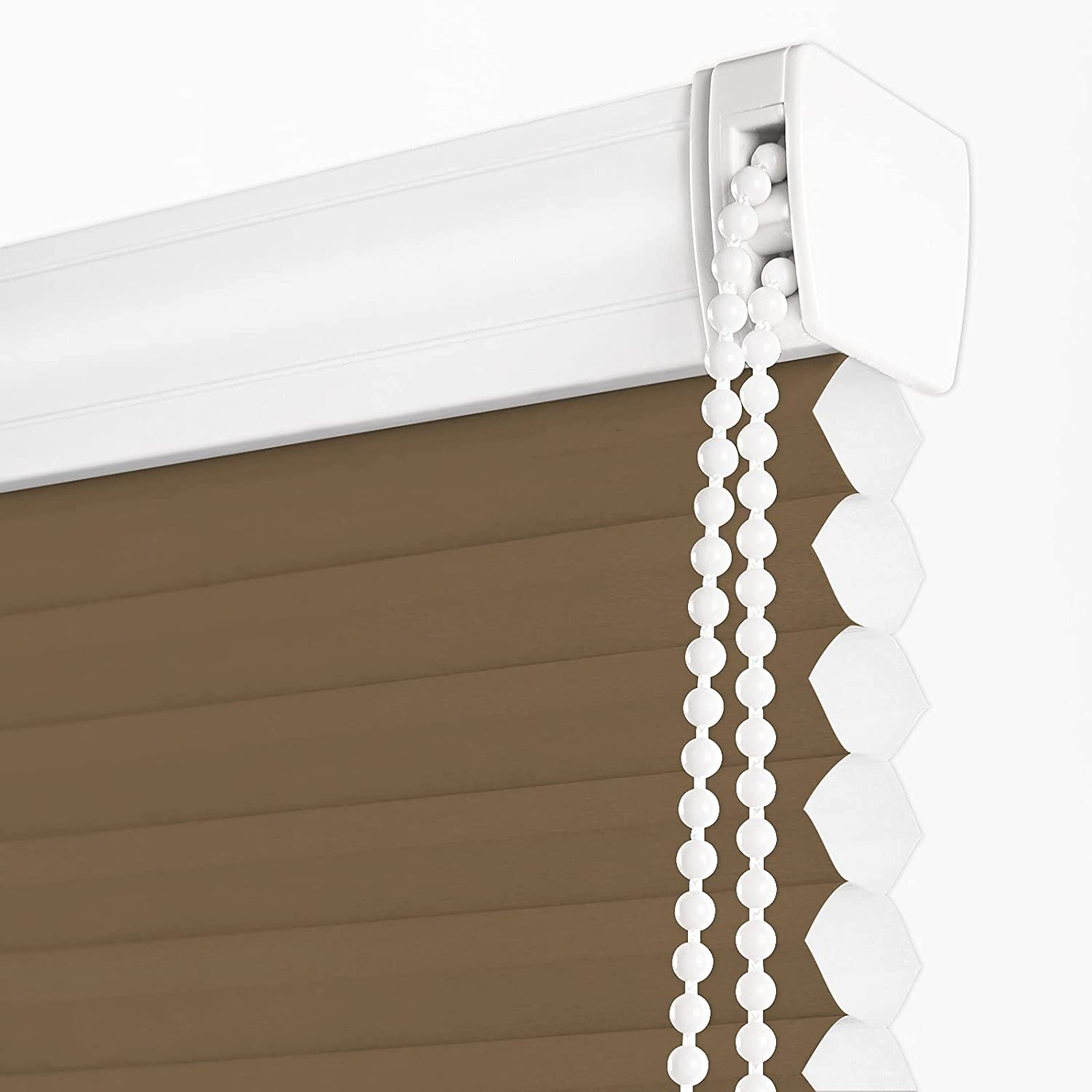 MiLin Corded Light Filtering Cellular Delivery Shades Fast Ea Max 67% 70% OFF Outlet OFF