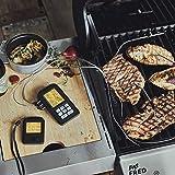 Zoom IMG-1 burnhard termometro da barbecue digitale