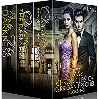 The Chronicles of Kerrigan Prequel Series, Books 1-3 cover art