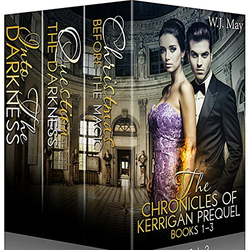 The Chronicles of Kerrigan Prequel Series, Books 1-3 audiobook cover art