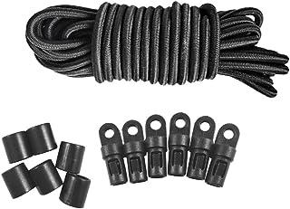 8pcs Crochet Pour Sandow Support De Corde Élastique Accessoire Bâchée