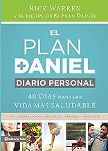 Best el plan daniel diario personal Reviews