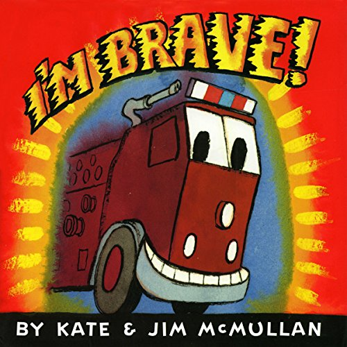 I'm Brave! audiobook cover art