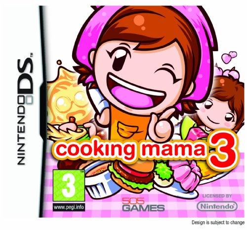 Cooking Mama 3 [Importación Inglesa]