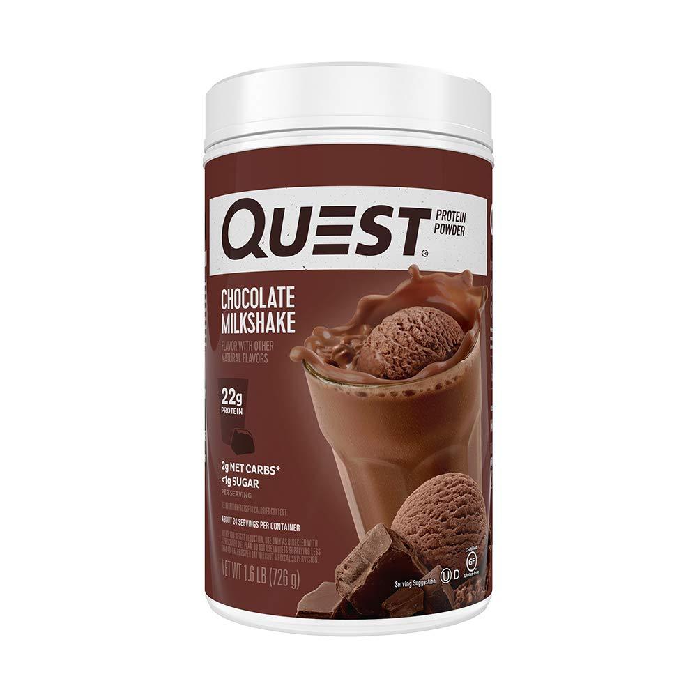 Quest Nutrition Chocolate Milkshake Protein