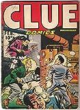 Clue Comics v1 12 [12]: Résumé Général De Tous Les Voyages De Colomb, Las-Casas, Oviedo ... Humboldt ... Franklin ... Etc (English Edition)