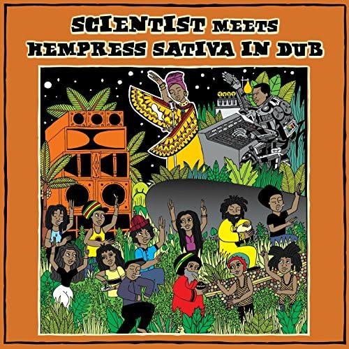 Scientist & Hempress Sativa