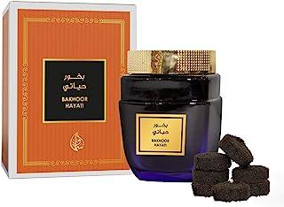 Samawa Bakhoor Hayati Incense Tablets, 100 gm