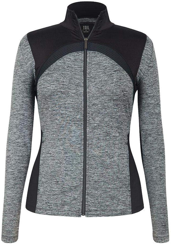 Tail Activewear Women's Dover Jacket Light XSmall Grey