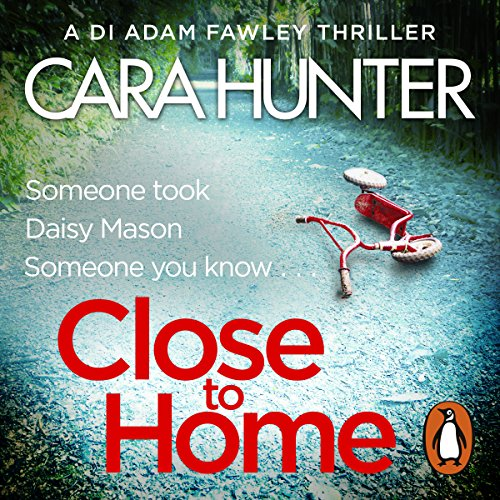 Close to Home     DI Fawley, Book 1              By:                                                                                                                                 Cara Hunter                               Narrated by:                                                                                                                                 Emma Cunniffe,                                                                                        Lee Ingleby                      Length: 9 hrs and 34 mins     87 ratings     Overall 4.4