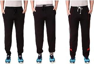 Cynak Men's Slim Fit Regular Track Pants