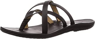 Freewaters Women's Havana Responsibly Sourced Premium Leather Strappy Fashion Sandal Flat