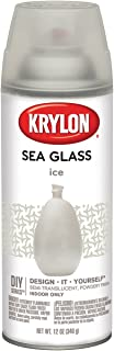 Krylon K09056007 Sea Glass Spray Paint, Ice
