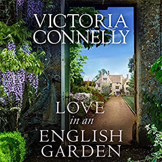 Love in an English Garden cover art