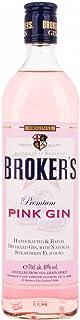 "Broker""s Premium PINK GIN 40,00% 0,70 Liter"