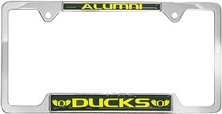 AMG Auto Emblems All Metal NCAA Alumni License Plate Frame … (Oregon)