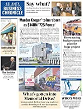 Atlanta Business Chronicle - Print + Online