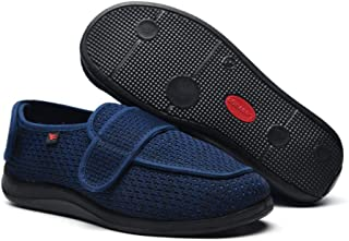 B/H Regolabili Scarpa Molto,Scarpe Traspiranti per gonfiare Il Piede in Velcro, Oltre a Scarpe da Riabilitazione Suola Mor...