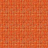 Michael Miller CX9316-ORAN Coco Stoff, Baumwolle, Orange