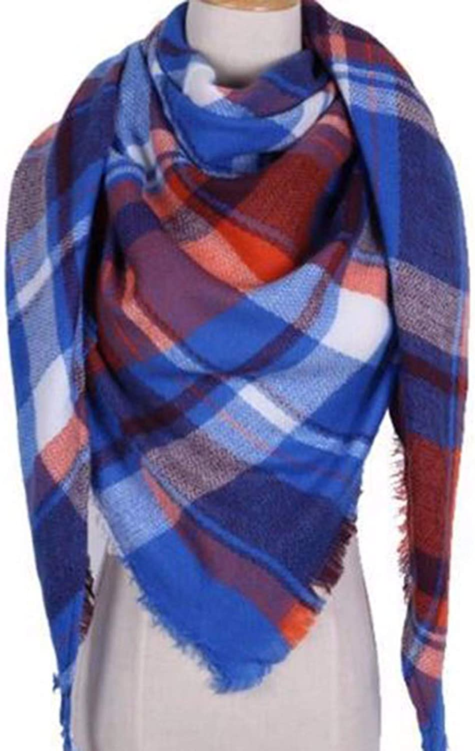 Scarf Girl Warm Triangle Square Scarf Scarf Student