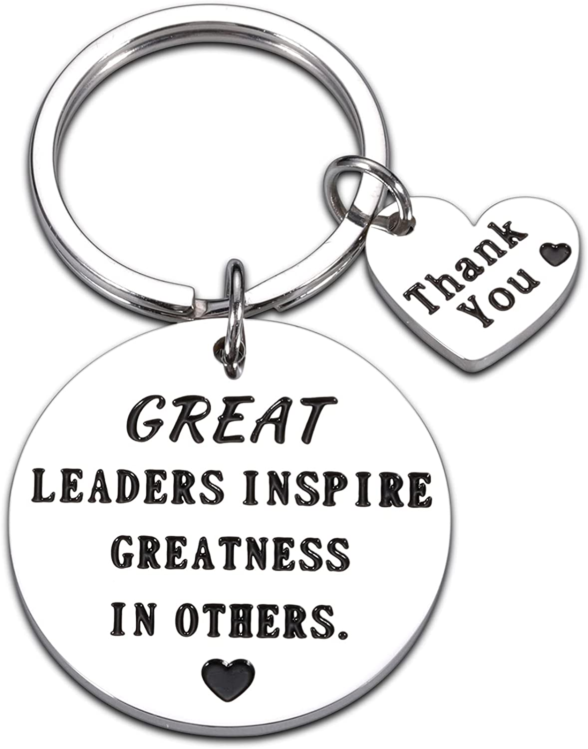 Boss Appreciation Gifts Super special price Keychain Leader for Mentor Opening large release sale Manager