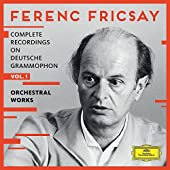 Ferenc Fricsay - Complete Recordings on Deutsche Grammophon, Volume 1 - Orchestral Works