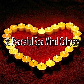 36 Peaceful Spa Mind Calmers