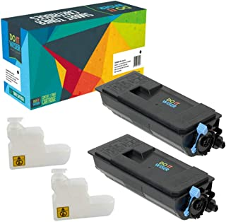 Do it Wiser Compatible Toner Cartridge Replacement for Kyocera TK-3102 Kyocera Ecosys M3540idn M3040idn Mita FS-2100DN FS-2100D - 1T02MS0US0 (2-Pack Black,12,500 Pages)