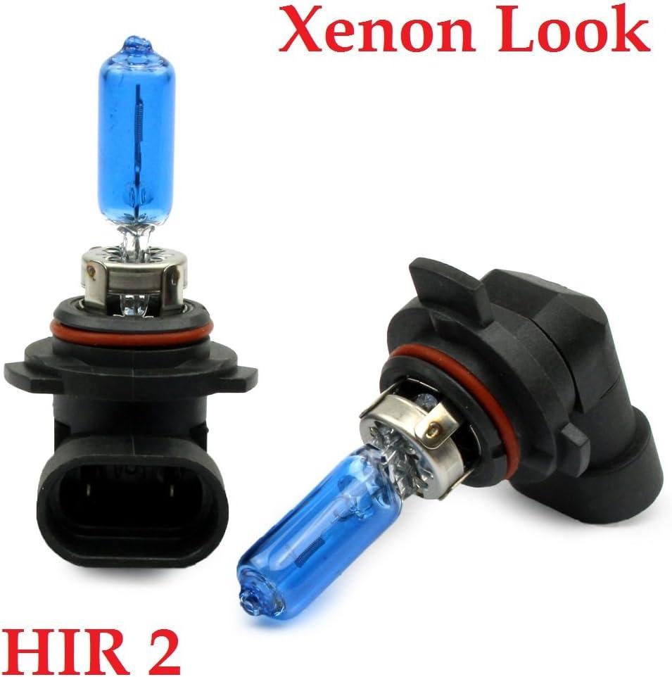 Xenon Weisse Optik Ca 6000k Halogen Auto Lampen 12v Für Abblendlicht Fernlicht Zusatzscheinwerfer Und Nebelscheinwerfer Nach Wahl Inion 2x Hir2 9012 55w Auto