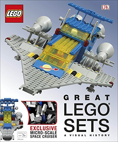 Great LEGO?? Sets A Visual History by DK (2015-10-01)