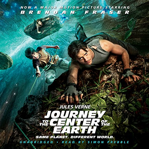 Journey to the Center of the Earth copertina
